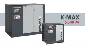 K-MAX: от 5,5 до 37 кВт