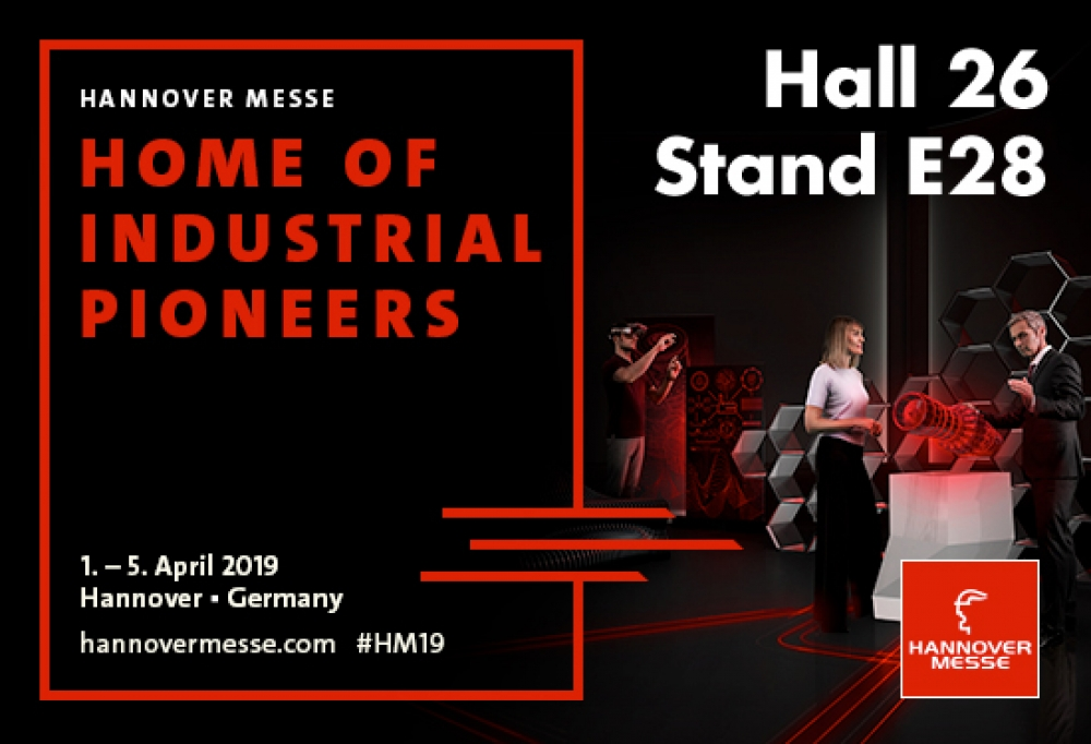 Fiere 2019: HANNOVER MESSE