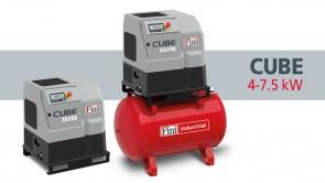 CUBE SD: от 4 до 7.5 кВт